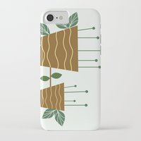 plants iPhone & iPod Cases featuring plants by aticnomar