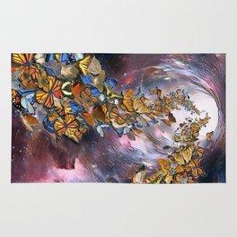 Butterflies Lux by GEN Z Rug