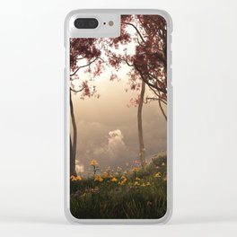Skygate (Autumn) Clear iPhone Case