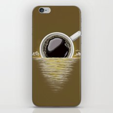 Good Morning Coffee  iPhone & iPod Skin