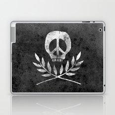 Peace is Death Laptop & iPad Skin