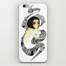 SICK. iPhone & iPod Skin