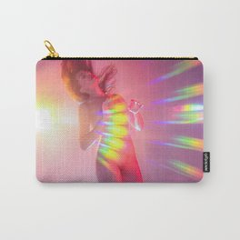 Valentine Rainbow Lover Carry-All Pouch