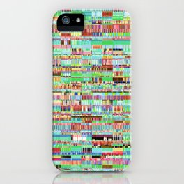 Recognized Pavement iPhone Case