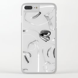 Withered #2 Clear iPhone Case