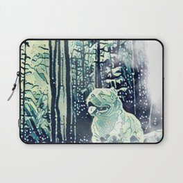 Only The Strong (Bully Love) Laptop Sleeve