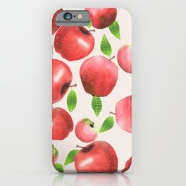 APPLES PATTERN iPhone Case