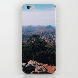 Wichita mountains iPhone Skin
