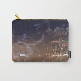 Dancing Lines Carry-All Pouch