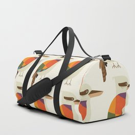 Laughing Kookaburra Duffle Bag