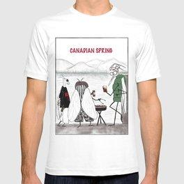 Canadian Spring T-shirt