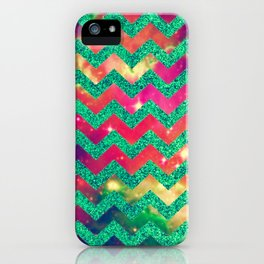 GLITTER SPACE 8 - for iphone iPhone Case