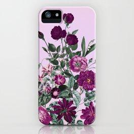 Romantic Garden III iPhone Case