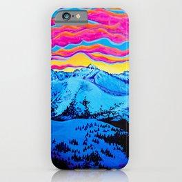 Loveland Pass, CO iPhone Case