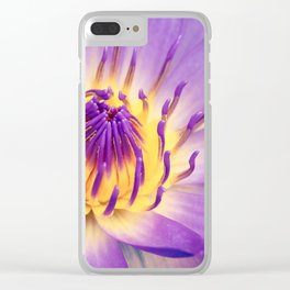 Ao Lani Heavenly Light Clear iPhone Case