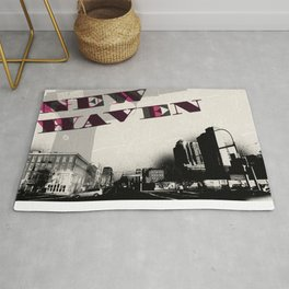Gun Wavin, New Haven Rug