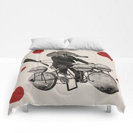 Anthropomorphic N°21 Comforters