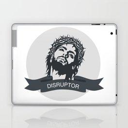 Jesus Disrupts Laptop & iPad Skin