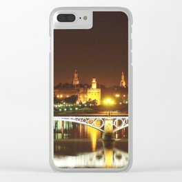 Seville. Andalucía Clear iPhone Case