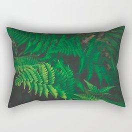 Moody garden Rectangular Pillow