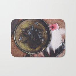 Afternoon Tea Bath Mat