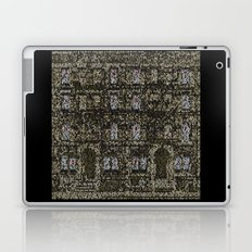 Physical Graffiti. Zeppelin lyrics print. Laptop & iPad Skin