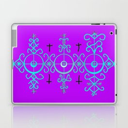 Voodoo Symbol Marassa Jumeaux Laptop & iPad Skin