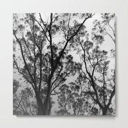 Nature into Me Metal Print