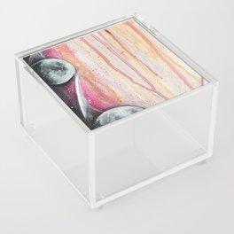 Moon Phases Acrylic Box