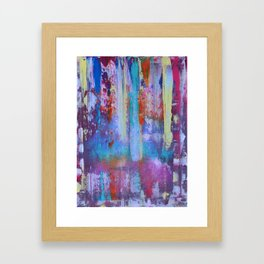 Abstract 26 Framed Art Print