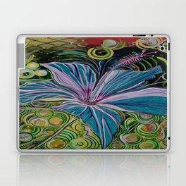 Hibiscus Laptop & iPad Skin