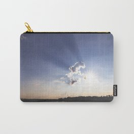 Shadow Rays Carry-All Pouch
