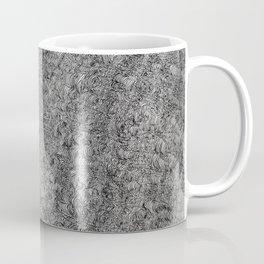 Wood Grain Coffee Mug