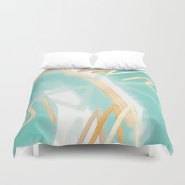 Beach Vibes Duvet Cover