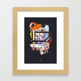C ntroles Framed Art Print
