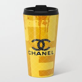 Coco's Tangerine Ice Cream Dream 2.0 Metal Travel Mug
