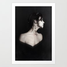 Exile Art Print