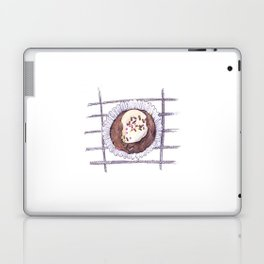 Chocolate Overload Cupcake Laptop & iPad Skin