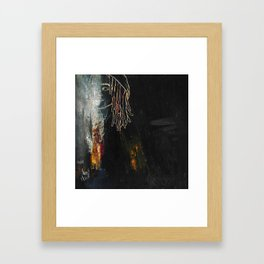 Dreaded Framed Art Print