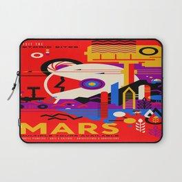 Mars Tour : Galaxy Space Laptop Sleeve