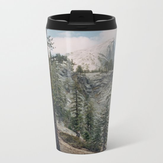 Half Dome Metal Travel Mug