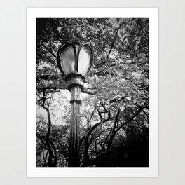 Beacon of light  Art Print