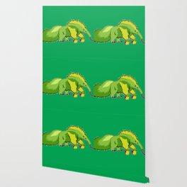 Neon Giant Anteater Wallpaper