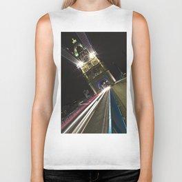 Tower Bridge London Biker Tank