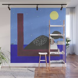 L is for Loon Wall Mural