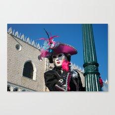 Venice Carnival II Canvas Print