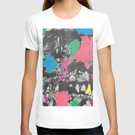 Colorful Zombie T-shirt