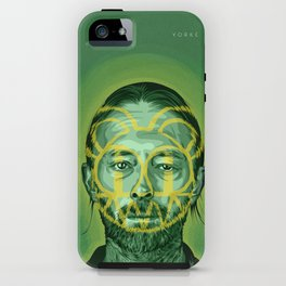 Thom Yorke iPhone Case