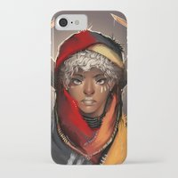 taurus iPhone & iPod Cases featuring Taurus by GDBEE