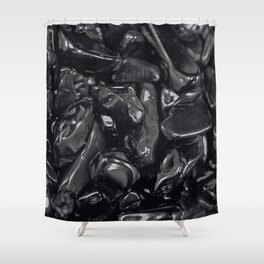Onyx Shower Curtain